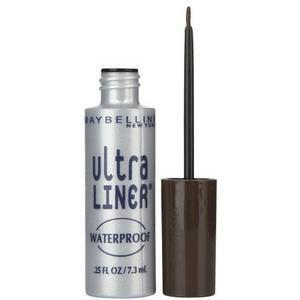 MAYBELLINE ULTRA LINER DARK BROWN NIP