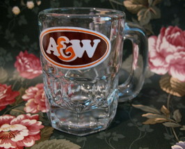 A&W ROOT BEER MUG Rootbeer Large Oval Logo CHILD Size Collectible - $9.95