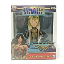 "Jada Toys Wonder Woman Metals Die Cast Figure of Queen Hippolyta M290 4"" - $12.99"