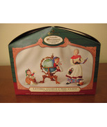 Lettera  Globus  Mrs Claus Hallmark 2001 Keepsake Collectors Club Christ... - $18.39