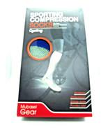 Mubasel Gear Compression Socks Medical Care Grade for Shin Splints, Calf... - $6.98