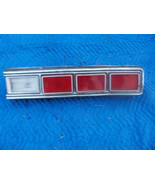 1973 MARQUIS 2 DOOR BROUGHAM RIGHT TAILLIGHT OEM USED ORIGINAL MERCURY F... - $138.85