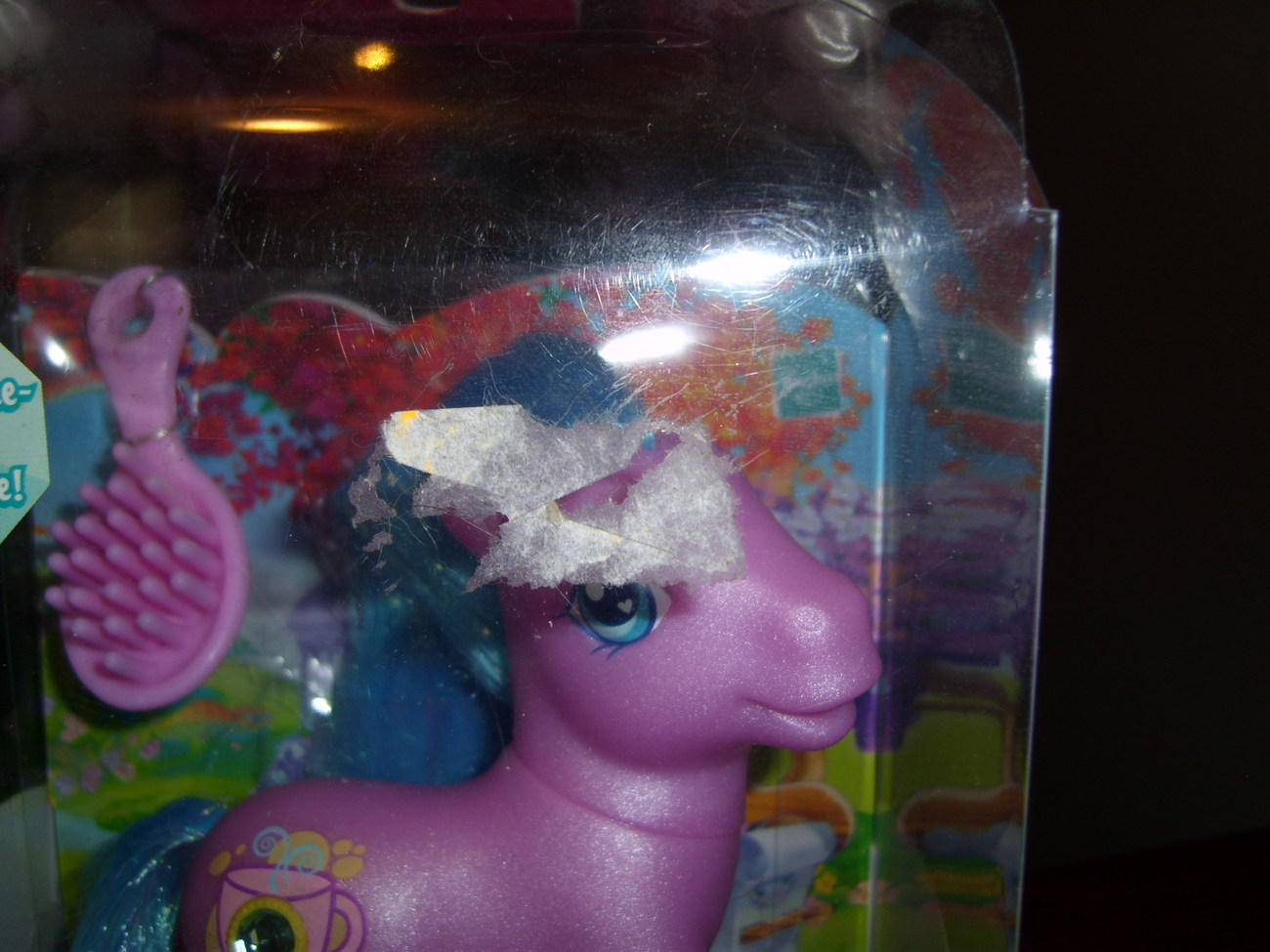 My Little Pony MIB March Mischief TRU exclusive