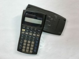 Texas Instruments BA II Plus Business Analyst Financial Calculator with ... - $15.86