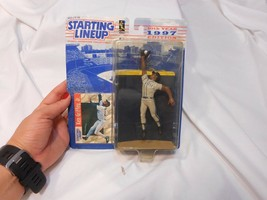 Starting Lineup 1997 EditionKen Griffey Jr Seattle Mariners MLB Action F... - $8.59