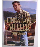 Creeds Honor Conner By Linda Lael Miller BCE HC - $7.00