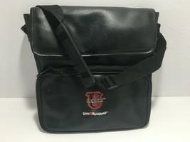 Sony Playstation Underground Messenger Shoulder Bag Carrying Case Black Strap - $44.65