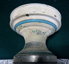 Vintage Painted Flush Ceiling Mount Light Fixtu... - $69.99