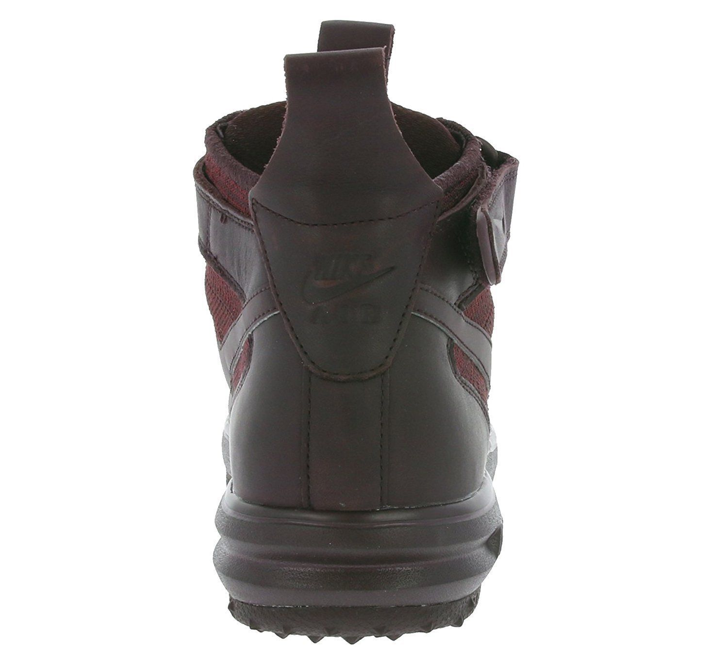 more photos 71650 64630 ... NIKE W LF1 Flyknit Workboot Women s Sneaker Black 860558 600 SIZE ...