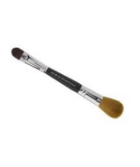 bareMinerals Double Ended Eyes Face Brush - $9.99