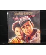 The African Queen Laserdisc Katharine Hepburn Humphrey Bogar - $9.99