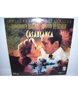 Casablanca Laserdisc 50th Anniversary - $9.99