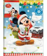 Mickey as Santa Holiday Greeting Cards - Set of 6 with - $2.99
