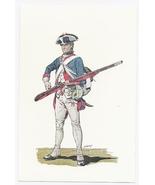 1976 Postcard K/S Historical Publications Military Uniforms - Battalion ... - $4.99