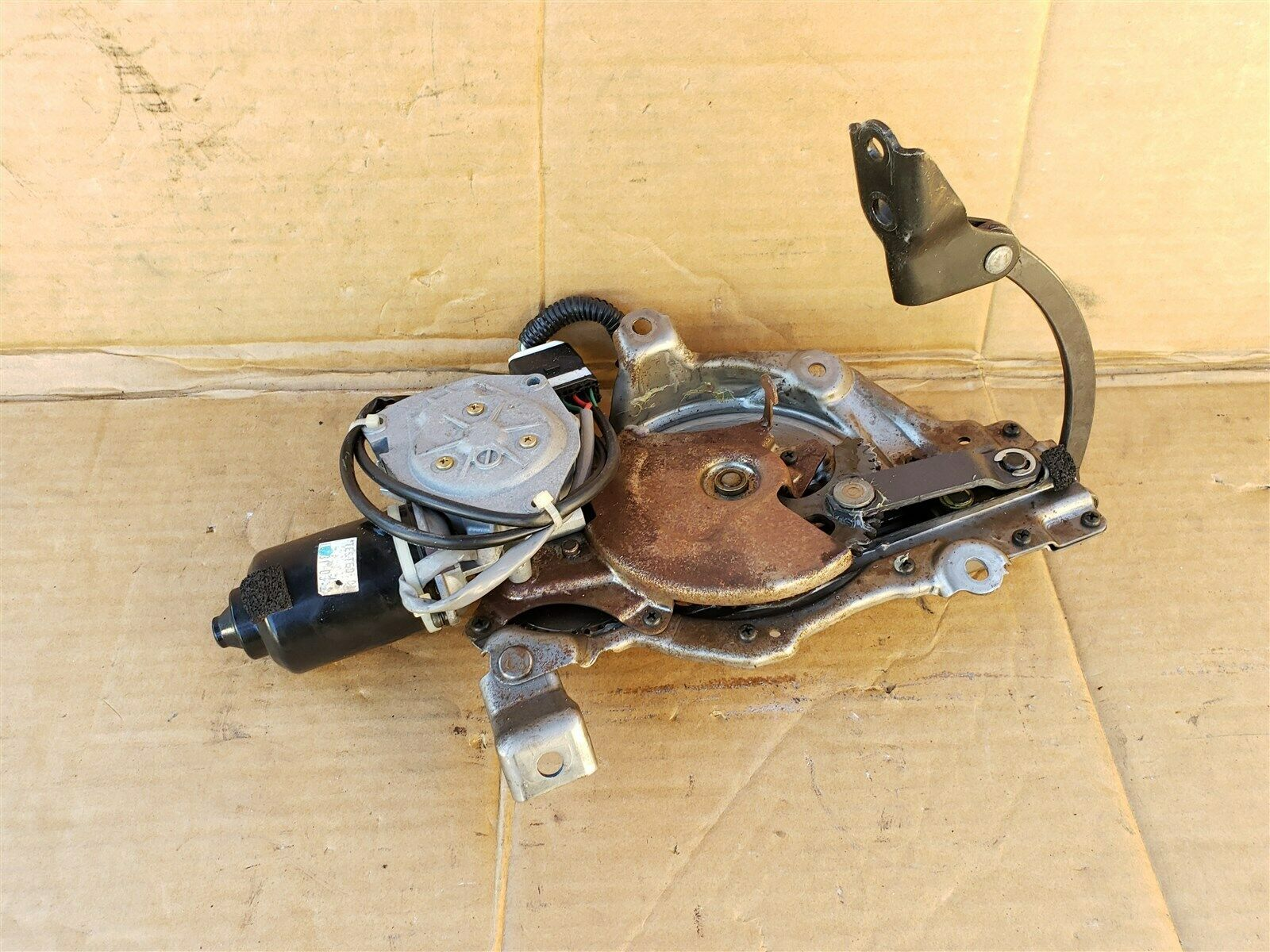 04-09 Lexus Rx350 Rx400h Rear Hatch Power Lift Liftgate Assist Motor Actuator