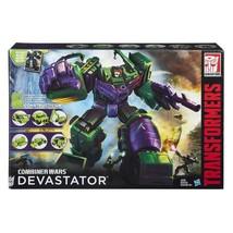 Transformers Generations Combiner Wars Devastator Figure Set NEW SEALED - $392.70