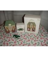 Hallmark Nostalgic House And Shop 12 Mama's Ristorante Italiano & Delive... - $24.99