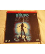The ABYSS Special Edition Box Set Rare Pan & Scan Laserdisc  - $20.00