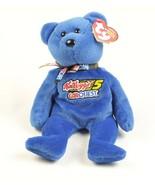 Ty Beanie Baby NASCAR Busch #5 Kelloggs Car Quest - $9.89