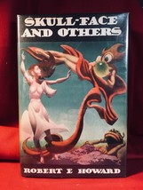 Skull-Face and Others by Robert E. Howard 1st Hannes Bok DJ cover- Nice!... - $583.10