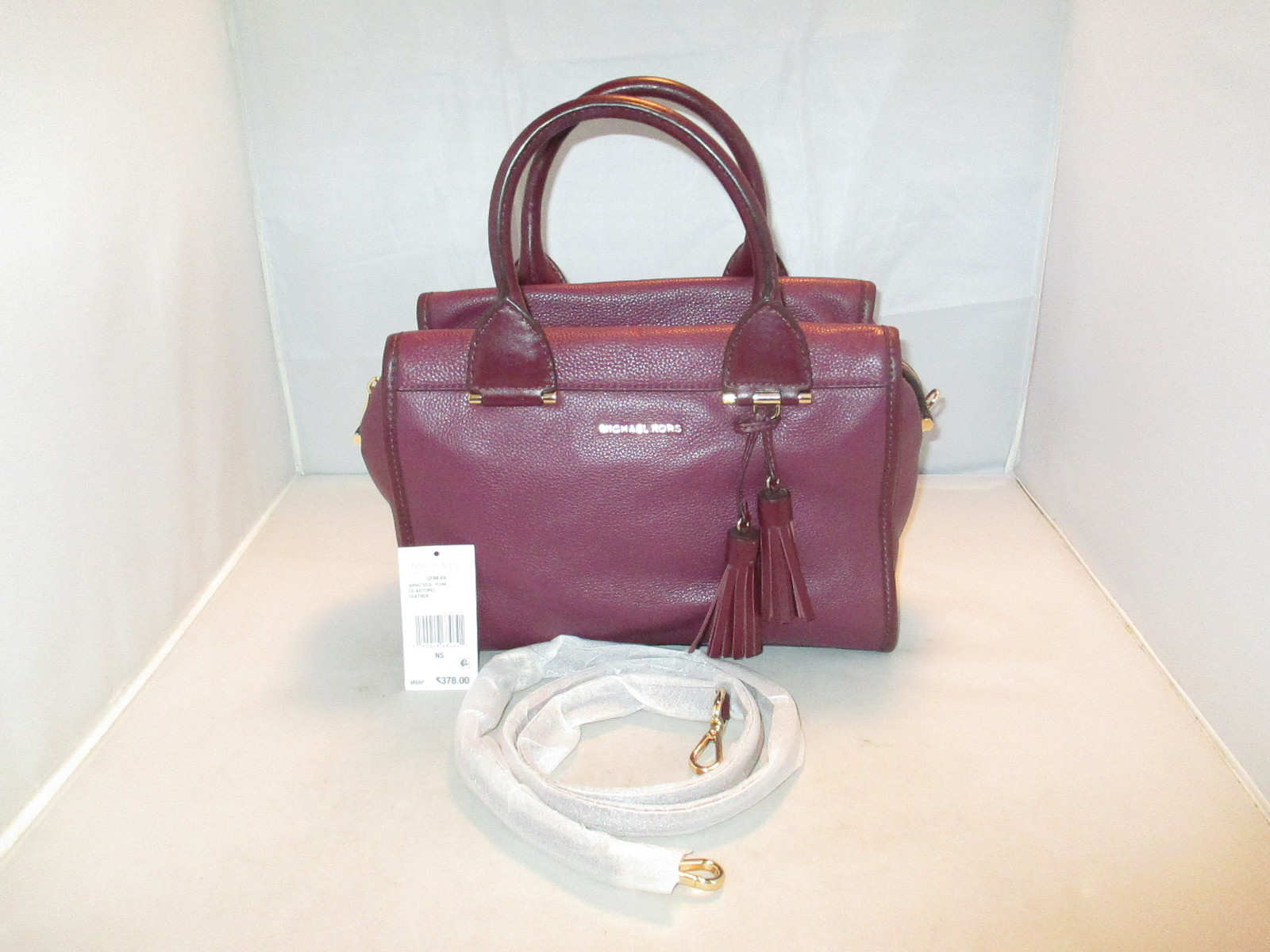 4adf2c43fce7 Img 6973. Img 6973. Michael Kors Geneva Large Leather Satchel, Shoulder Bag,  Tote, Cross-Body $378