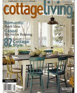 Cottage Living Magazine September 2007 #26;PORCH IDEAS;CASUAL ROOMS;COTT... - $9.99