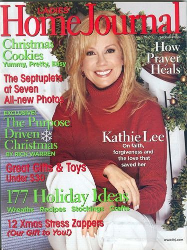 LADIES HOME JOURNAL-2004-DECEMBER-CHRISTMAS COOKIES;THE PURPOSE DRIVEN CHRISTMAS