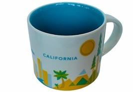 Starbucks Coffee Mug Cup collectors series you are here Sunny California CA sun - $28.98