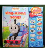 Thomas Sing-Along (THOMAS THE TANK ENGINE)10 songs;microphone;karaoke; M... - $124.99