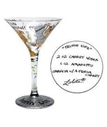 Lolita Martini Glass, Trophy Wife, New in Box - $23.95