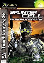 Tom Clancy's Splinter Cell Pandora Tomorrow (Microsoft Xbox, 2004) - $8.99