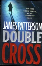 Double Cross by Patterson ( Hard Cover) - $7.25