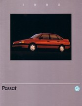 1990 Volkswagen PASSAT sales brochure catalog US 90 GL VW - $9.00