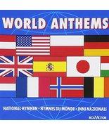World Anthems [Audio CD] Various Artists - $10.00