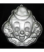 Wilton 1989 Happy Clown Face Pan 2105-802  - $14.99