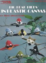 Big Beak Birds, Plastic Canvas Pattern Booklet LA 1405 Cardinal Bluebird... - $5.95