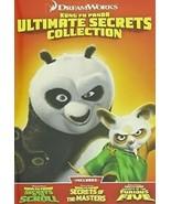Kung Fu Panda Ultimate Secrets Collection (DVD, 2016) i New - $8.07