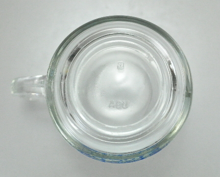 You Can Always Tell a Swede Clear Glass Coffee Mug Cup