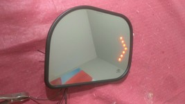 2006-2009 ARMADA QX56 DRIVER LEFT  DOOR MIRROR GLASS HEAT SIGNAL AUTO DIM - $138.55