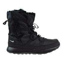 Nike Roshe One Hi(PSV) Little Kid's Shoes Black-Metallic Silver 807759-001 - $62.95