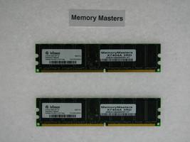 X7404A 2GB 2x1GB 184pin PC2100 ECC Reg DDR Memory for Sun V210 - $19.76