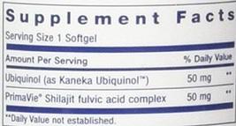 Life Extension Super Ubiquinol Coq10 with Enhanced Mitochondrial Support Soft - $178.90