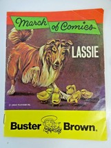 Vintage - March Of Comics Lassie # 432 - Buster Brown 1977 Comic Back Issue - $14.14