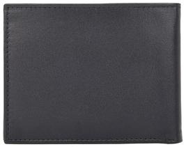Tommy Hilfiger Men's Premium Leather Credit Card ID Passcase Billfold Wallet image 5