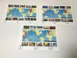 fleetwood fdc 1991 1993 1994 world at war II Stamp lot - $14.85