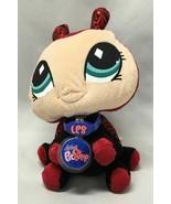 Hasbro Littlest Pet Shop Plush Stuffed Ladybug with tag Free Shipping - $9.85