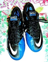 Mens 13.5 Nike Super Speed TD Low Football Cleats~used for half a season - $9.50