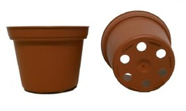 50 New 3 Inch Plastic Nursery Pots ~ Pots Are 3 Inch Round At The Top An... - $275,98 MXN