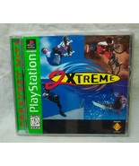 2XTREME SONY PLAYSTATION 1 PS1 VIDEO GAME COMPLETE Skateboard Snowboard ... - $14.85