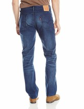 NEW LEVI'S STRAUSS 514 MEN'S PREMIUM ORIGINAL SLIM STRAIGHT LEG JEANS 514-0667 image 2